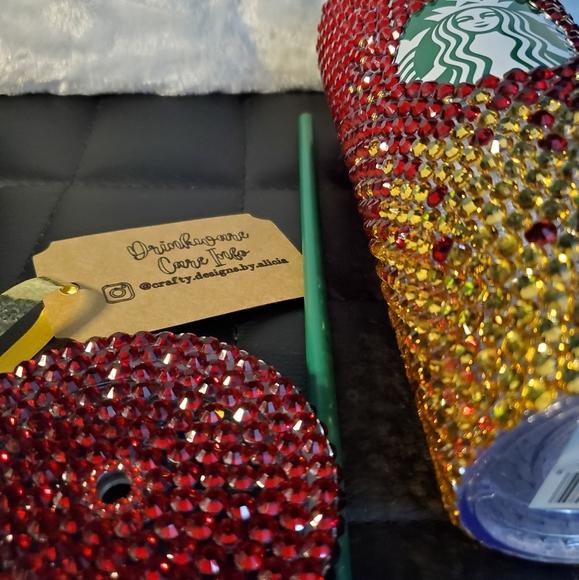 Starbucks bling cup
